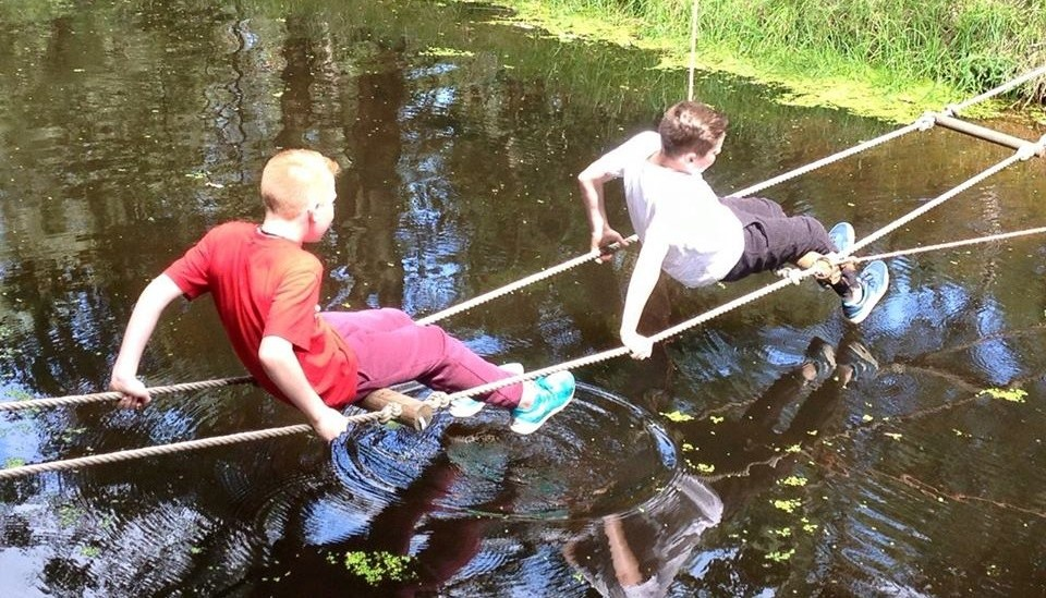 Kinderkamp Kralingen-Crooswijk