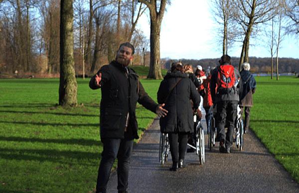 10 maart 2018. Wandel met ons mee..       in het Lage Bergse Bos!