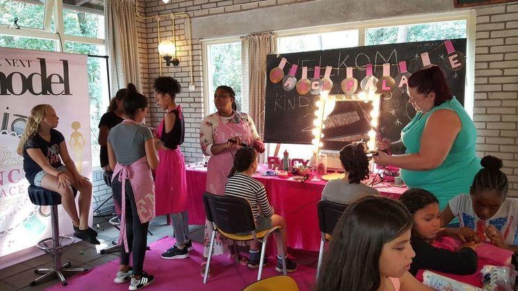 Op kamp met kinderen uit Kralingen-Crooswijk, donaties zijn van harte welkom!