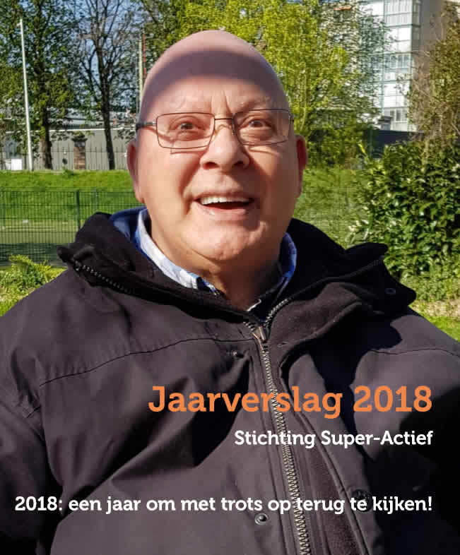 2018: een jaar om met trots op terug te kijken: jaarverslag
