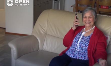 Telebakkie! Telefonisch koffie-uurtje voor ouderen
